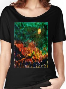 Forest Sunset Women's Relaxed Fit T-Shirt