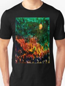 Forest Sunset Unisex T-Shirt