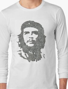 The Intricacies of Che Guevara Long Sleeve T-Shirt