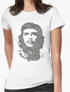 The Intricacies of Che Guevara Womens Fitted T-Shirt
