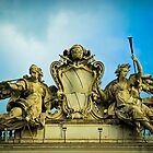 Two Angels in Rome by tazee