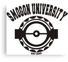 Smogon University swag! Canvas Print