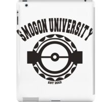 Smogon University swag! iPad Case/Skin