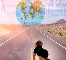 Where will I go in this world by CheyenneLeslie Hurst