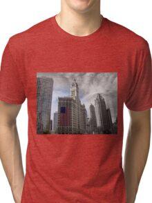 Urban Patriotism Tri-blend T-Shirt