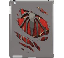 Undercover Hero iPad Case/Skin