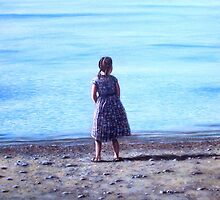 Girl By the Bay by A. F. Branco