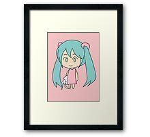 Anime -Baby Framed Print