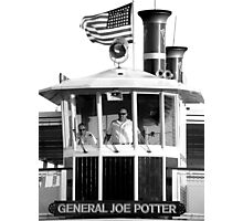 Welcome Aboard ! (En Route To The Magic) Photographic Print