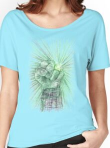 Luthor Women's Relaxed Fit T-Shirt