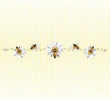 Bee Happier by kimberpix