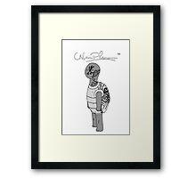 Urban Phenom™ - Turtle Tuff Framed Print