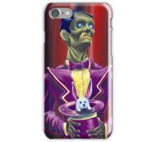 Zombie Magician iPhone Case/Skin