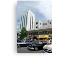 Back to the 50s. Canvas Print