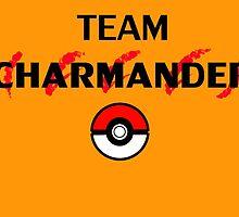 Team Charmander by jasper37
