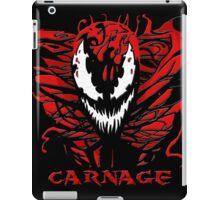 Carnage Primed iPad Case/Skin