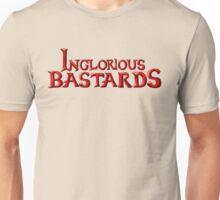 Inglorious Bastards adventure time logo style Unisex T-Shirt