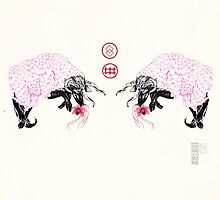 Beast and Orchid by Creature Creature