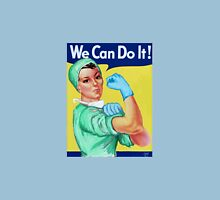 Rosie the Riveter Medical or Surgical Doctor  T-Shirt