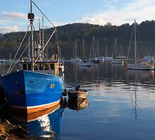 Kettering Marina 2 by Chris Cobern