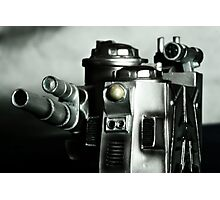 Steampunk Robot Photographic Print
