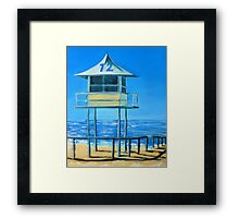 Tower 12 - Currumbin Alley Framed Print