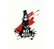 Mad Moxxi Art Print