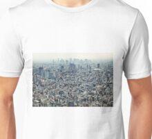 Tokyo Skyline Unisex T-Shirt