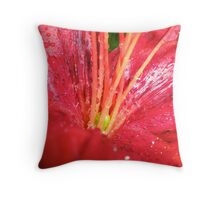 Asiatic Lily 1 Throw Pillow