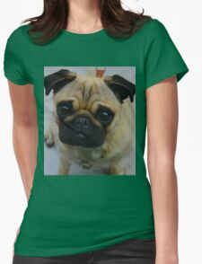 Puggin  Womens Fitted T-Shirt