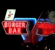 Burger Bar Bristol Virginia by dbvisualarts