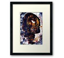 Visage Framed Print