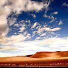 landscape Morocco  by sparrowdk