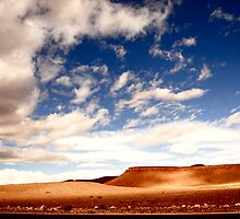 landscape Morocco  by sparrowdk