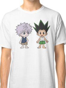 Gon and Killua Classic T-Shirt