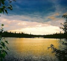 Canadian Boundary Water by Sunflwrconcepts