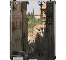 Streets of Sienna iPad Case/Skin