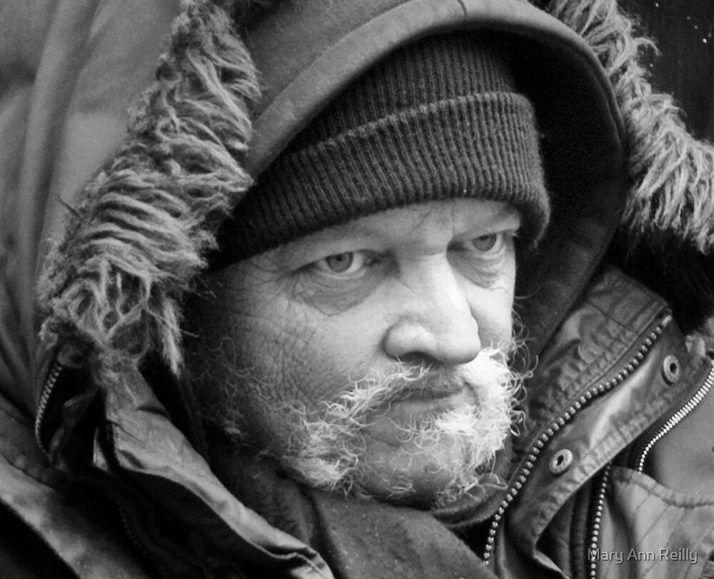 Homeless in New York by Mary Ann Reilly