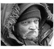 Homeless in New York Poster