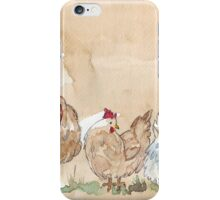 Artemis and the Girls iPhone Case/Skin