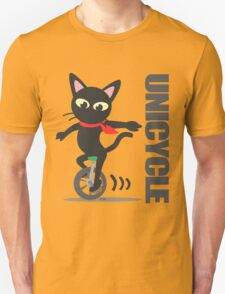 Unicycle Unisex T-Shirt