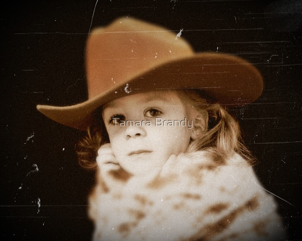 Cowgirl Don't Cry by Tamara Brandy