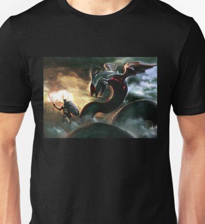 Good vs Evil t-shirt Unisex T-Shirt
