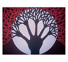 Tree of Life & Death by EternalFire