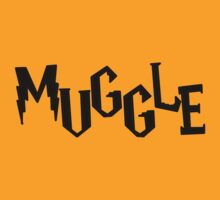Me A Muggle  by Kimberly Temple