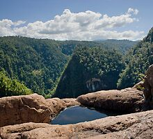 Tully Gorge - FNQ by Chris Cohen
