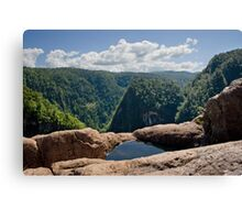 Tully Gorge - FNQ Canvas Print