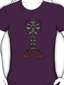 Spine On Legs T-Shirt