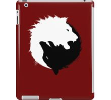 The Wolf and The Lion iPad Case/Skin