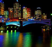 Princes Bridge by David  Harris